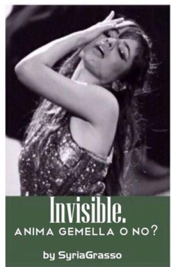 Invisible.-Camren. #Wattys2017
