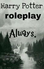 Harry Potter - roleplay by WhiteHusky18