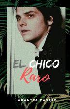 El Chico Raro (Gerard Way y Tú) by ArantxaCastro5