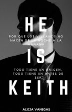 He is Keith. by EmiliaKind