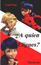 """¿A quién eliges? """"LadyNoir and Andrianette"""" Fanfic by XxMissCandyxX"""