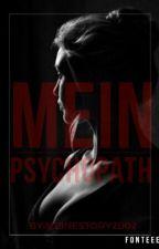 Mein Psychopath  by meinestory2002