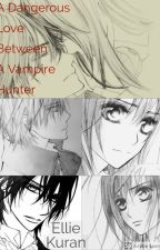 A Dangerous Love With A Vampire Hunter by JungkooknYoongilover