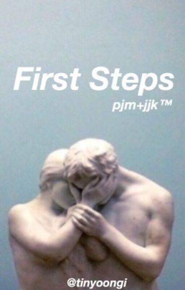 First steps - Jikook