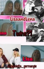 LisaandLena~Twins?! by leliandgermangie