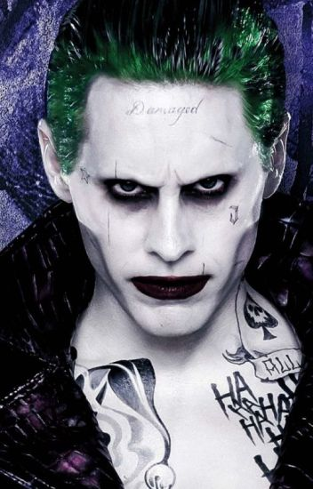Jared Leto Joker x Reader
