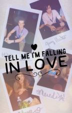 Tell Me I'm Falling In Love by ravenclawstarkid