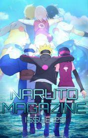 Naruto Magazine Issue #13 - ♪Fangirl Mania: Naruto