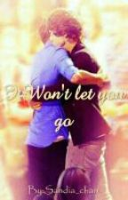I Won't Let You Go [LARRY STYLINSON] by Sweet_Ghost28