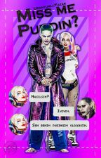 Texting With Harley Quinn and Joker! (TAMAMLANDI) by UranyumluYazar