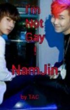 I'm NOT Gay!!    NAMJIN   by tyac03
