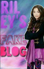 RILEY'S FAKEBOOK by SoyRileyMatthews
