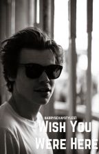 Wish You Were Here - Harry Styles by UnrealUnicorns