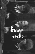KNEE SOCKS [LARIANA]  by -slytherihn
