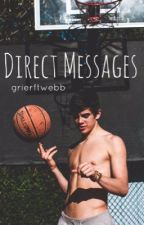 Direct Messages - Hayes Grier by grierftwebb