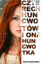 Czterech Huncwotów I Ona - Huncwotka by yosoyyosoyyosoy