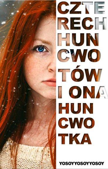 Czterech Huncwotów I Ona - Huncwotka