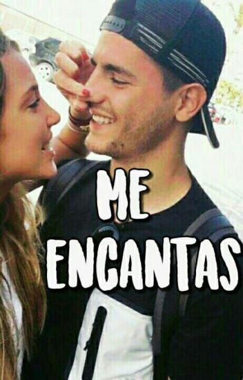 Me Encantas || Álvaro Morata.