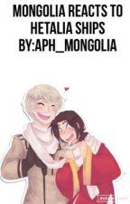 Mongolia reacts to Hetalia ships by APH_Mongolia