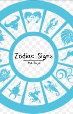 Zodiac Signs by Leo_and_Mimi