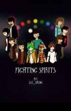 Fighting Spirits by Lay_Shung