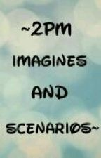 ~2pm imagines and scenarios~ by arithmasthma