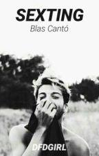 SEXTING - Blas Cantó (Auryn) by dfdgirl