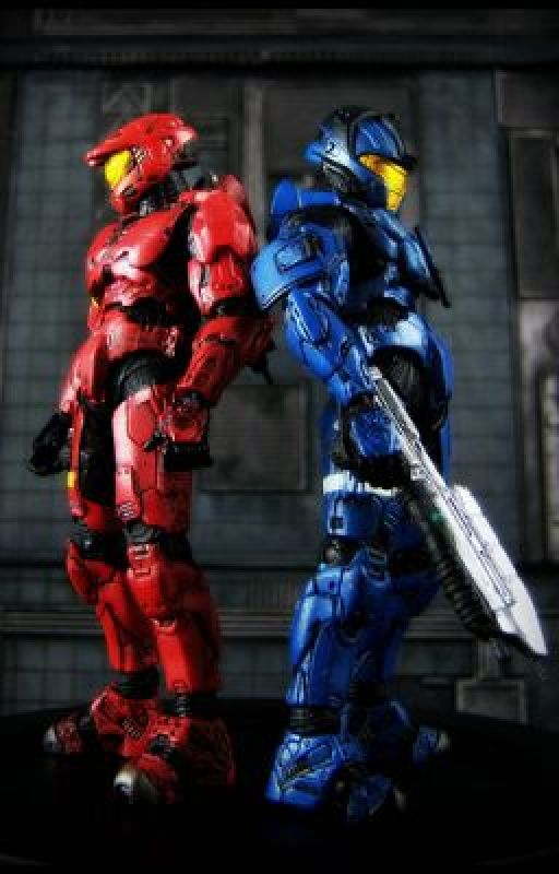 halo 3 red vs  blue: storys of people called spartans [prolouge] by hayabusa312
