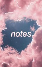 notes by BentOvrBckwrds1
