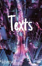 Texts-Bronnor by NewBrokenHemmings