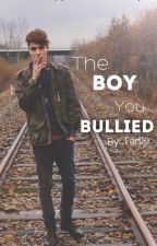 The Boy You Bullied by POP_TARTS248