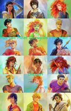 Mortals meet Demigods ( No Mist ) by Dhruti19