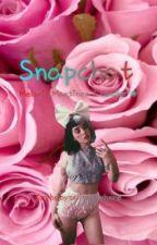 Snapchat /Melanie Martinez X reader\  by CrybabysXlittleWhxre