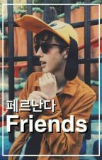 friends ➵ jalonso. by josidio