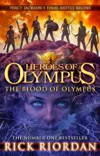 Percy Jackson 5: Máu đỉnh Olympus by AnneLillyJackson
