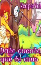 Date cuenta que te amo (Reapertale FriskxSans ) by Yue-De-Sabiduria