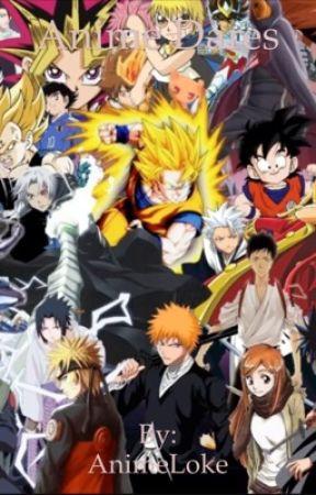 Anime Dares! by Ruzu_76