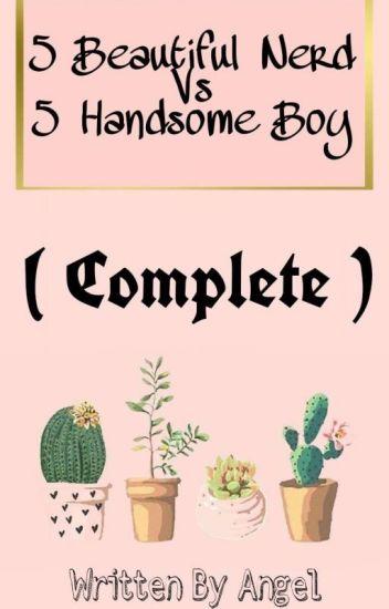 5 Beautiful Nerd Vs 5 Handsome Boy