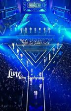 LINE ; K.T.H by istri-seokjin