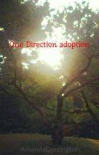 One Direction adoption by AmandaDerrington