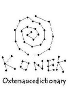 KONEK by OXTERSAUCEDICTIONARY