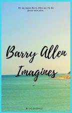 Barry Allen Imagines by Alisa30452