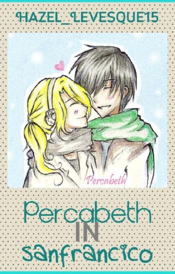 Percabeth in Sanfrancico