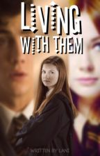 living with them, ginny weasley & the marauders by lilyfanciesprongs