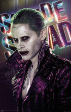 Joker imagines by LittleMouse16