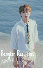 BTS Reactions by DecemberFantasy