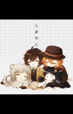 ONESHOTS! Soukoku and Shin Soukoku (Akutagawa x Atsushi, Dazai x Chuuya) by Chuuya_Nakahara