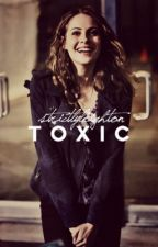 Toxic ❂ Paul Lahote by strictlyleighton