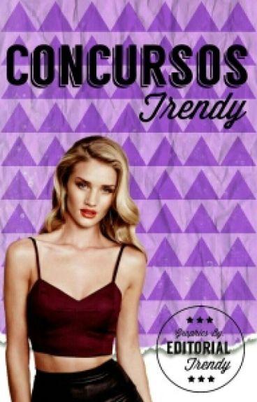 Concurso De Portadas •Trendy• -En Curso-