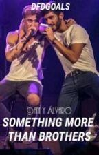 Something more than brothers - Dani Y Álvaro - Auryn by dfdgoals